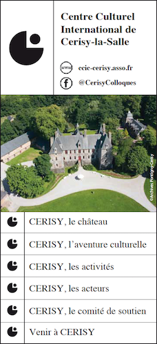 CCIC - Brochure Française