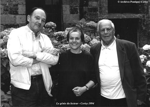 Colloque Le génie du lecteur (1994)