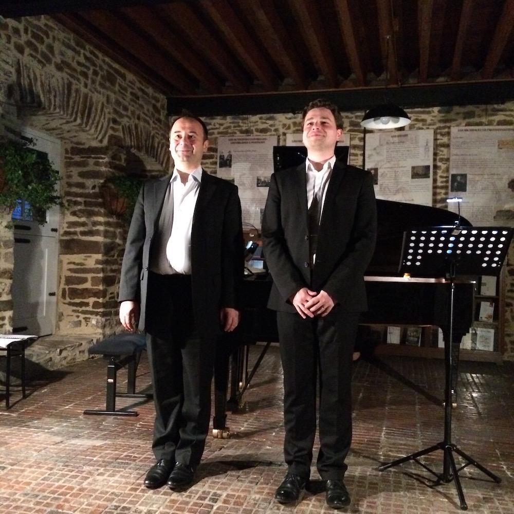 Concert au colloque Barthes