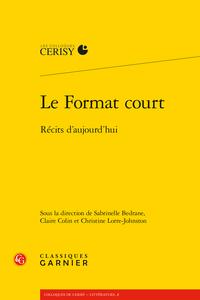 Publications du CCIC