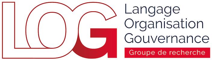 Groupe de recherche Langage, Organisation et Gouvernance